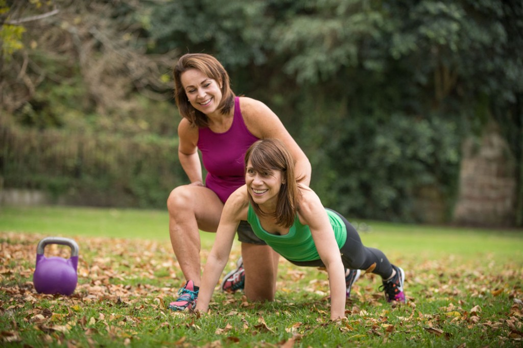 personal trainer for women in Eastern Suburbs